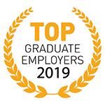 Top Graduate Employers 2019 Logo