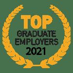 Top Graduate Employers 2021 Award Logo